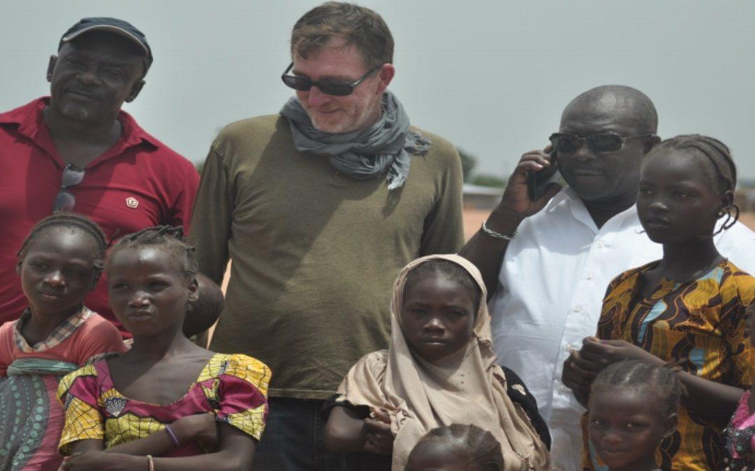 VISIT TO DAMARE IDP CAMP, ADAMAWA STATE